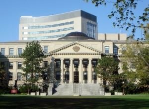 Tabaret Hall - University of Ottawa